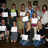Beaverland Must-Skis - 2011 Banquet : Beaverland Must - Skis Water Ski Team - 2011 Annual Awards Banquet